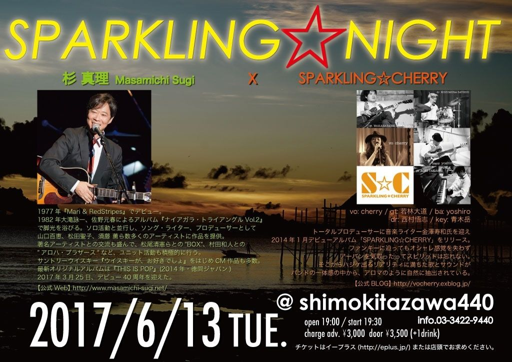 sparkling night_sugi