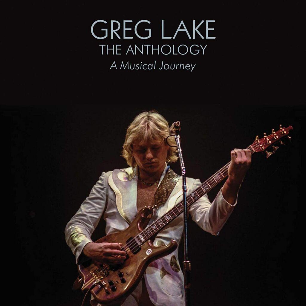 greg lake anthology