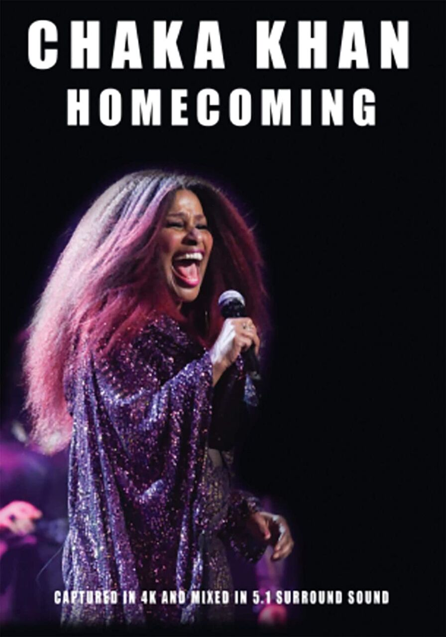 chaka khan_homecoming