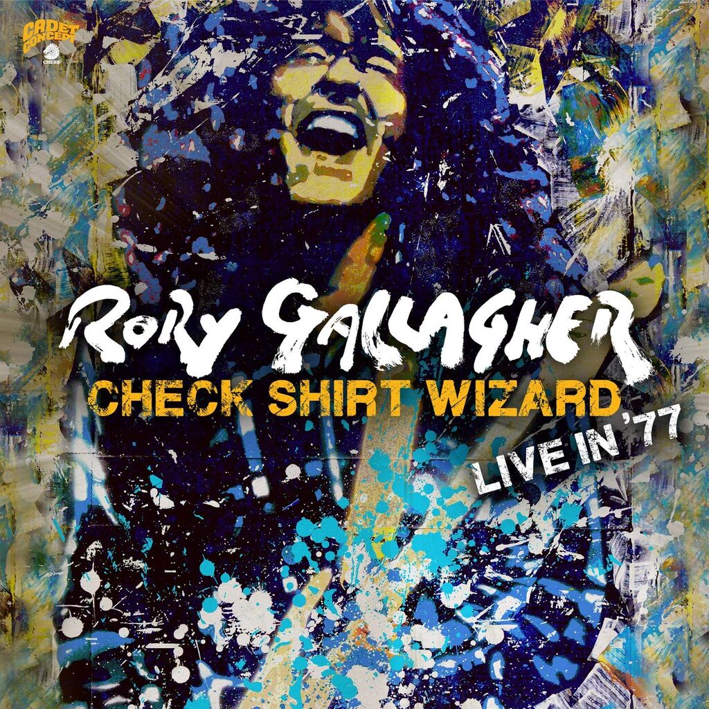 rory garagher live 77