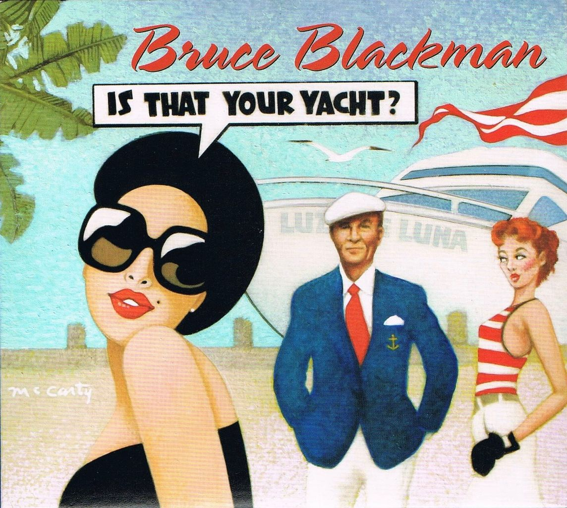 bruce blackman