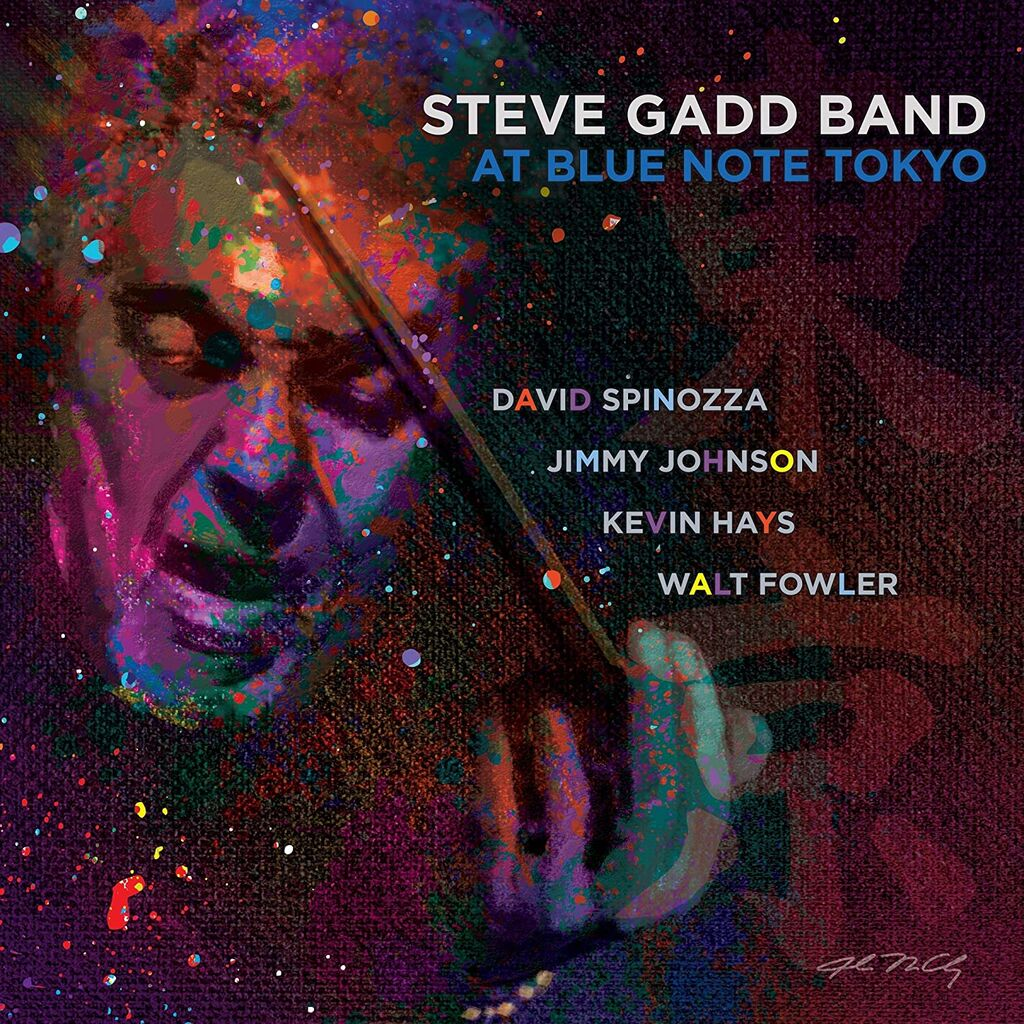 steve gadd_blue note