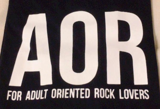 aor shirt
