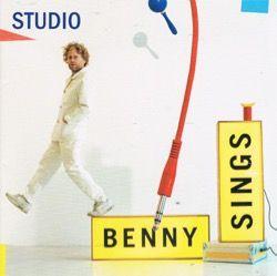 benny sings_studio