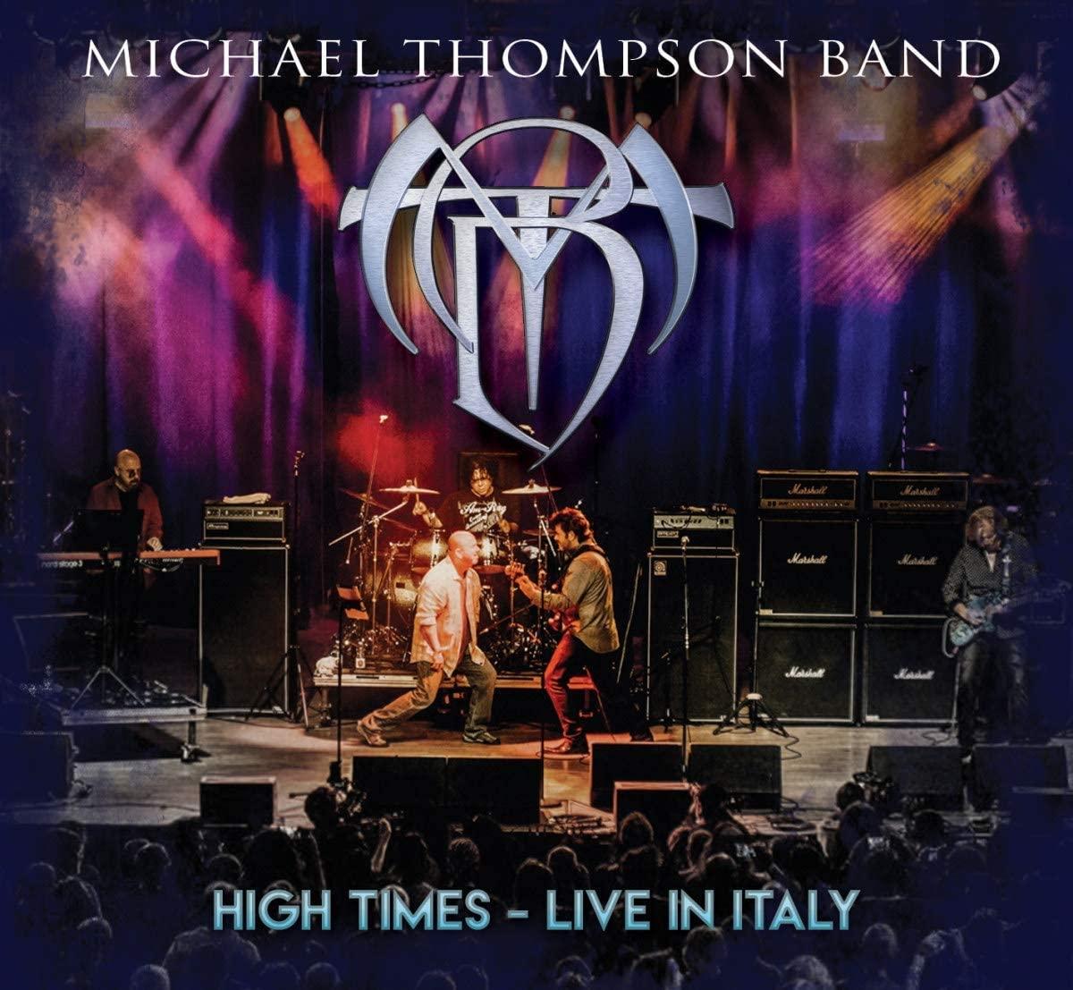 michael thompson band live