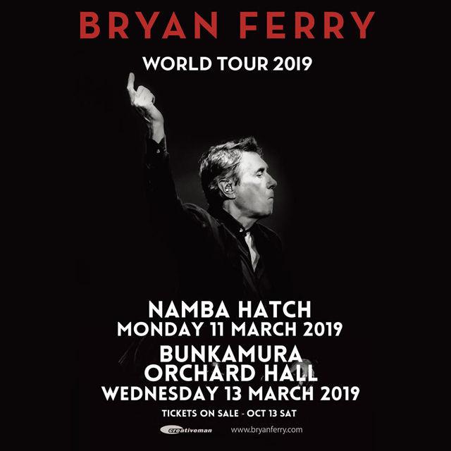 bryan ferry 2019