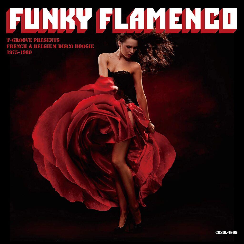 funky flamenco