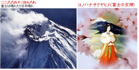 富士山&コノハナサクヤヒメBIC