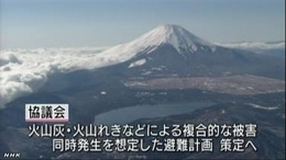 富士山大噴火4