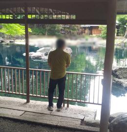 韓国人が靖国神社での放尿写真をネットに投稿
