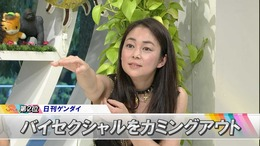 """中島知子テレビ""""5時に夢中!""""に出演"""