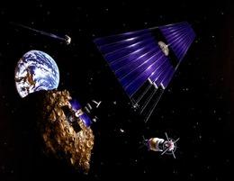 NASAの小惑星捕獲計画