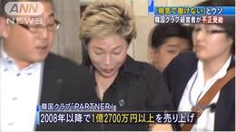 生活保護4年半不正受給許愛栄(ホ・エヨン)容疑者(54)