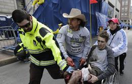 ボストンマラソンの爆発