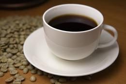 コーヒーでガンの再発予防