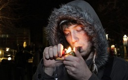 ワシントンのシアトルでマリファナ合法