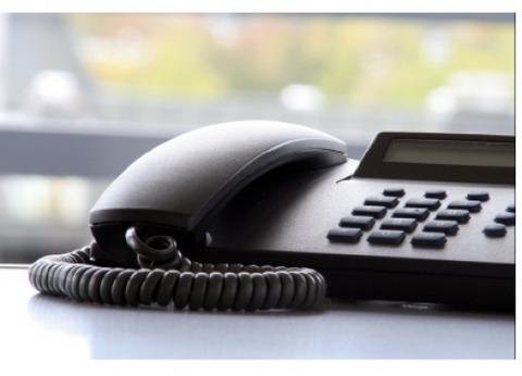 自宅の電話の写真-nb16840