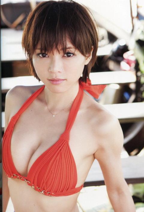 ヌける釈由美子 (17)