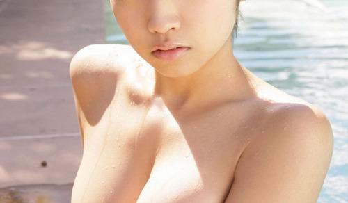 ミスFLASH永井里菜(21)