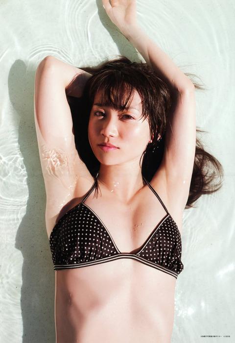 AKB大島優子エロ画像 (4)