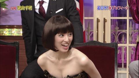 セクシーな栗山千明 (15)