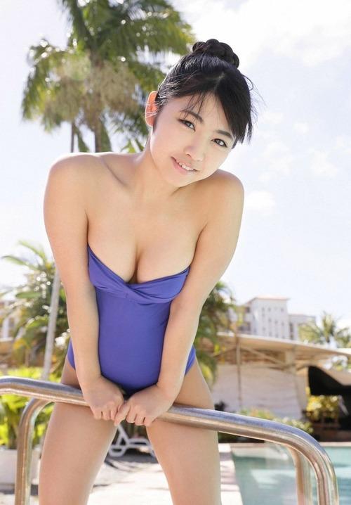 ミスFLASH永井里菜(28)