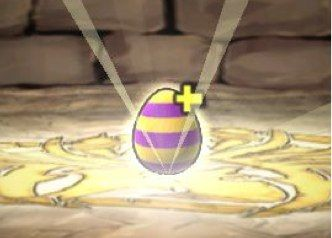 パズドラ +卵
