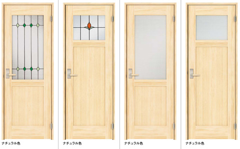 WOODONE ガラス入り 建具