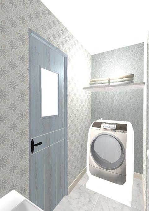 洗面室-2