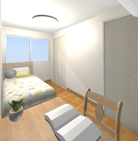 イメージパース 子供部屋2 リルトホーム