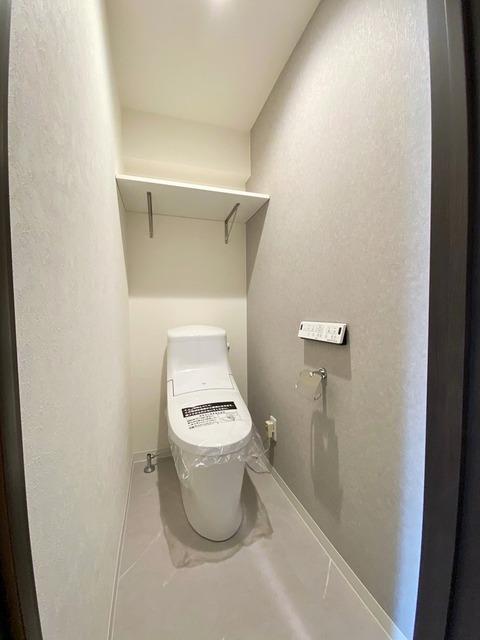 モノトーン トイレ リルトホーム