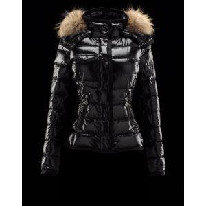moncler armoise black jacket