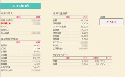 家計簿2001603