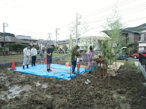 地鎮祭 長沢 118
