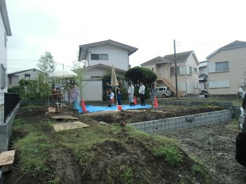地鎮祭 長沢 091
