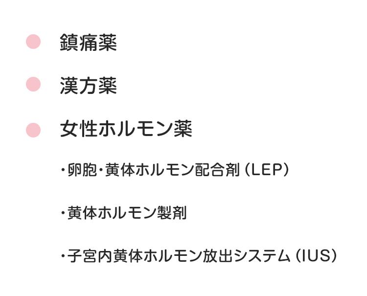 09_03_月経困難症の治療薬