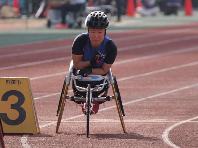 [社員アスリート] 金涌選手、車いす陸上800mでアジア新記録を樹立! 藤原選手、北田選手もメダル獲得!