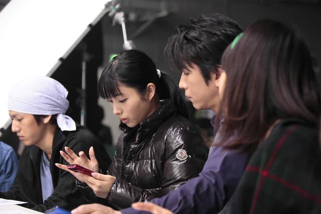 LINE GAME 劇団 階段篇 メイキング