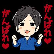 1110_Talking★YukiKaji'sVoiceStickers