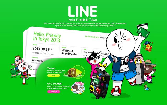 Hello, Friends in Tokyo 2013