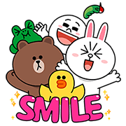 0302_Smile LINE Characters