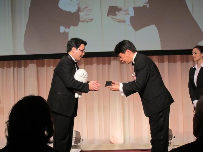 AMDアワード授賞式