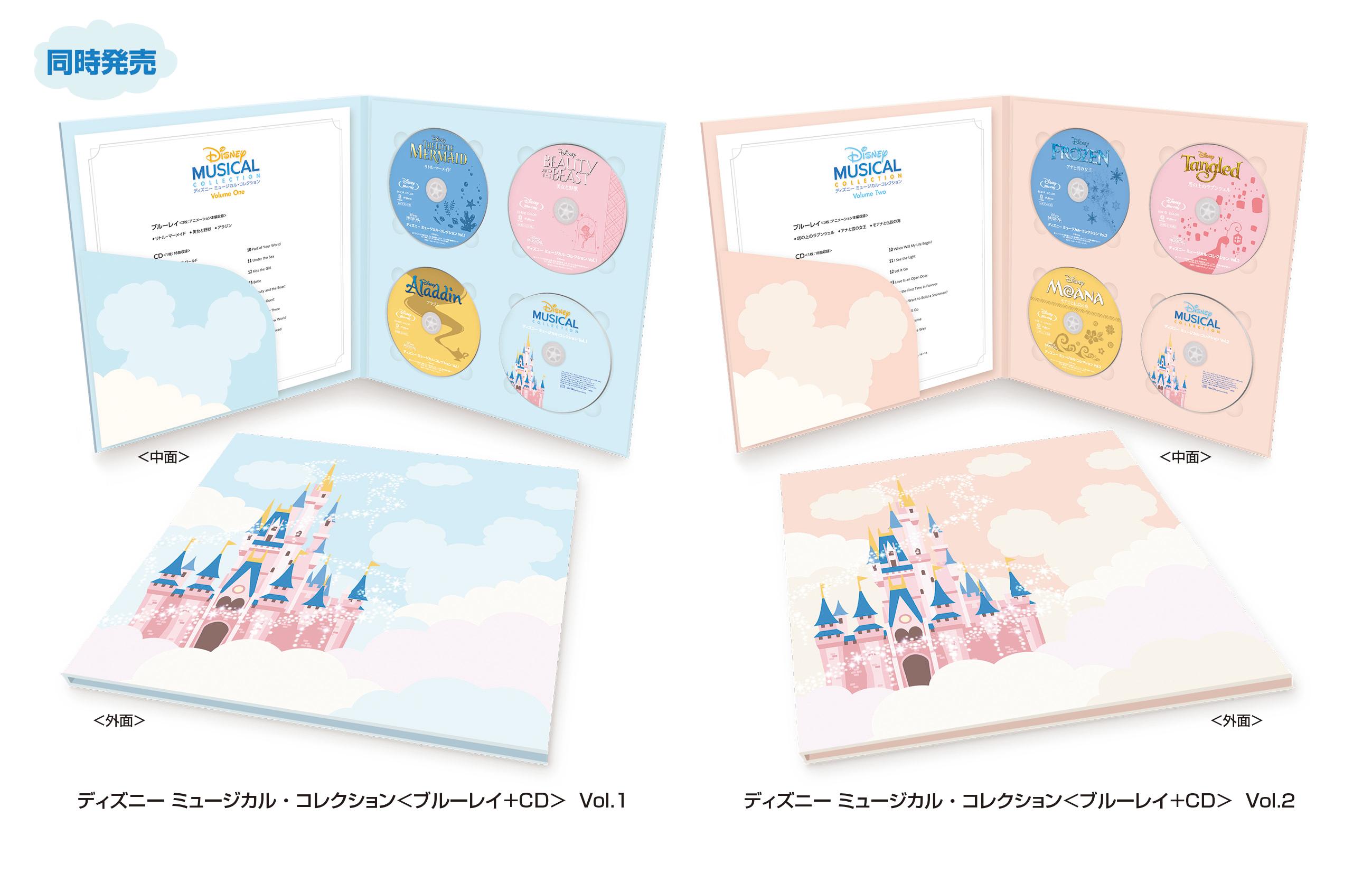 MusicalColle_tenkai_H1+nakamen+Disc_set