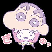 0207_Crayon Shinchan Dreamy Sticker_JP