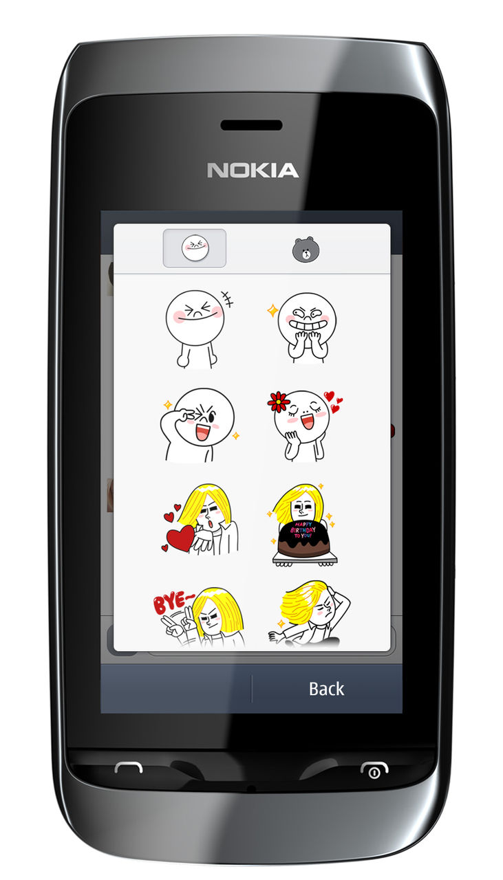 You may show original images and post about Nokia Asha in here . If ...