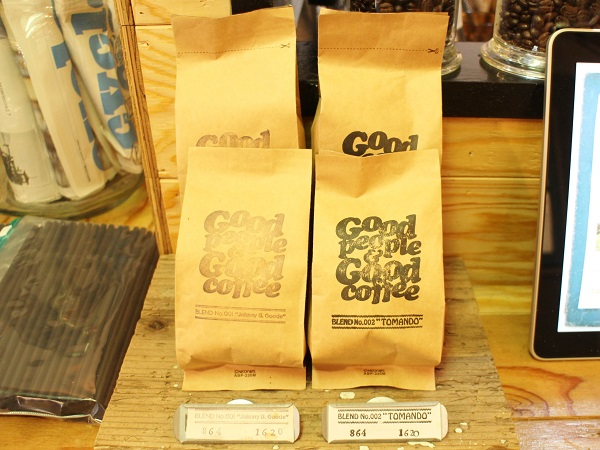 Good People&Good Coffeコーヒー豆