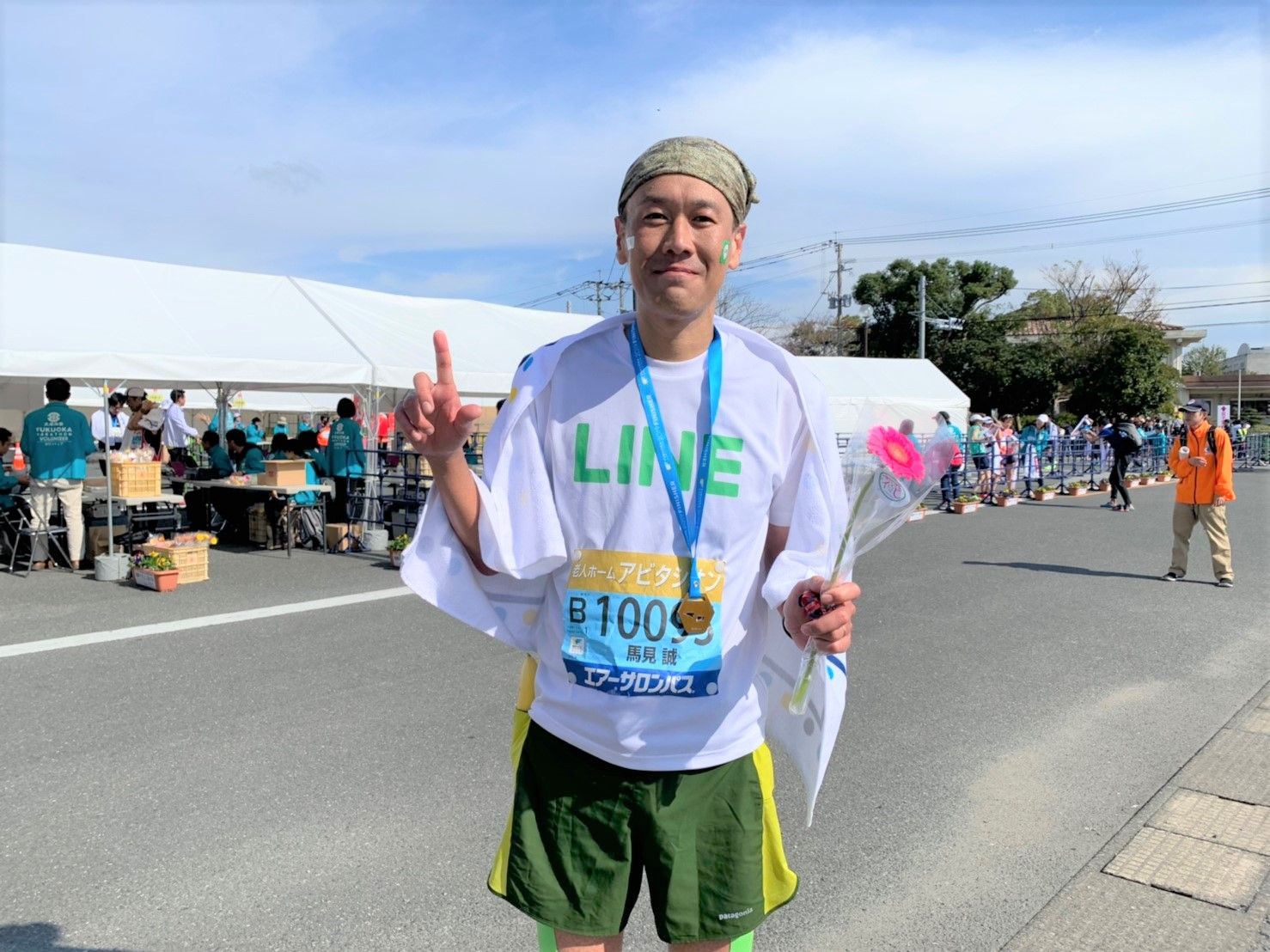 ゴール後ランナー(LINE・チャレンジ混合)_191110_0004