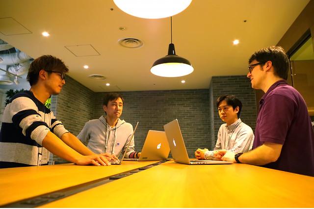 LINE Fukuoka 開発支援エンジニア05