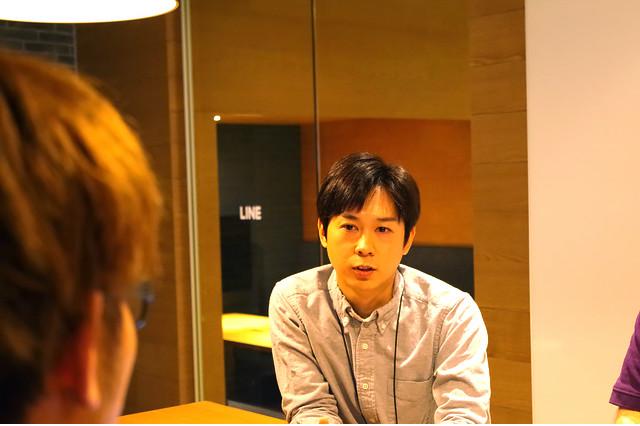 LINE Fukuoka 開発支援エンジニア03