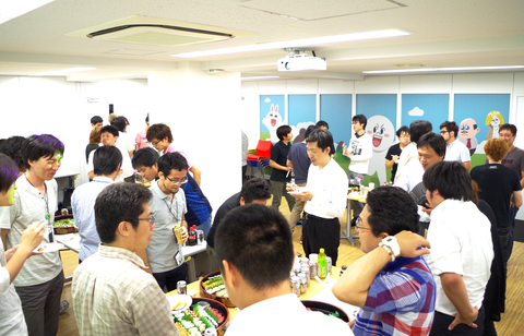 LINE Developper Meetup④